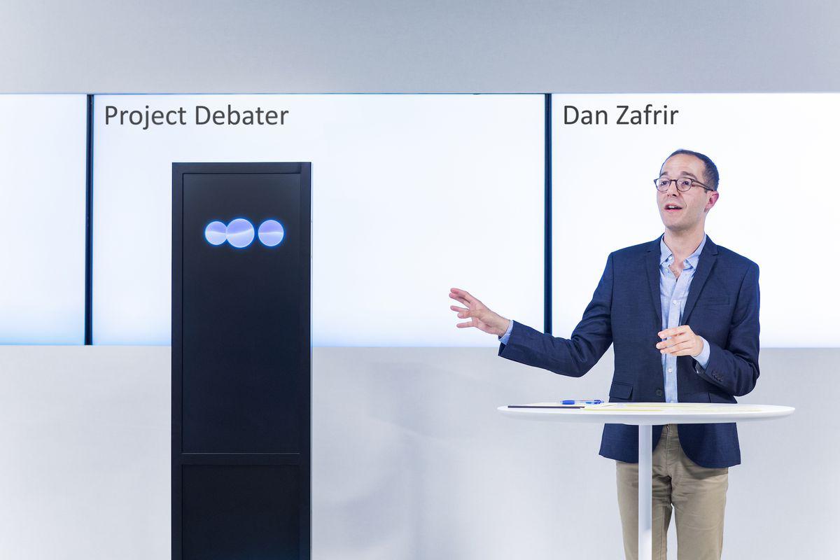 揭秘 IBM AI 辩手:计算辩论意味着什么